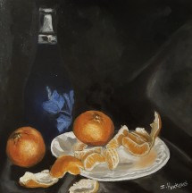 Moscato and Tangerines